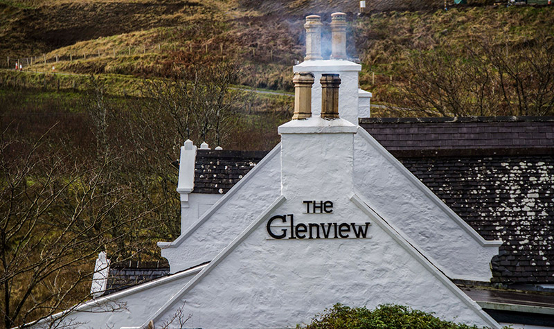 Glenview - Rooms, Pies, Gallery - Staffin, Isle of Skye